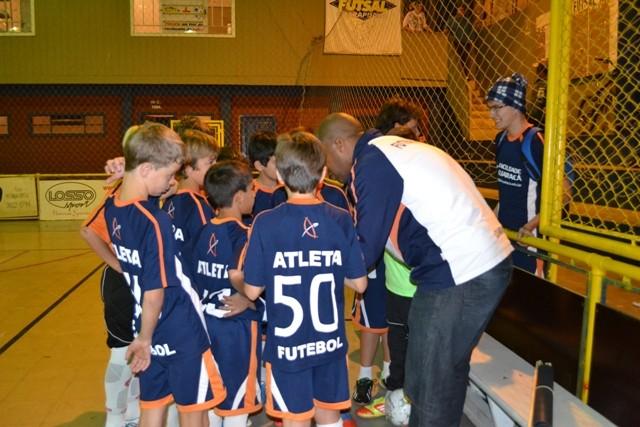 Escola de Futebol/Futsal Guairacá participa da 4ª Copa Sulamericana em Palotina