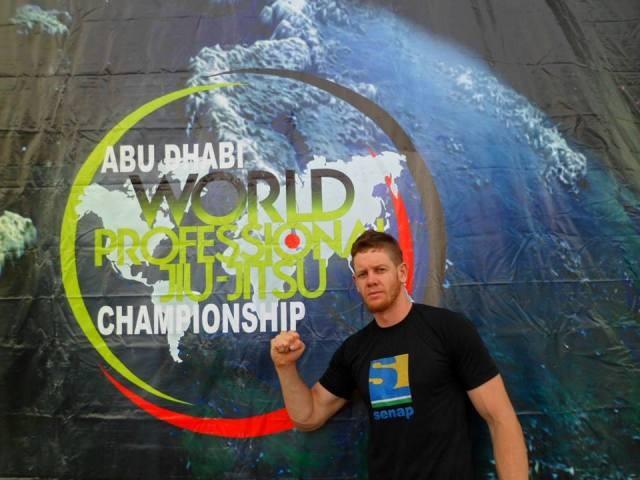Ricardo Prasel participa de seletiva para Mundial de Jiu Jitsu