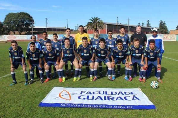 Equipe da Guairacá segue forte no Campeonato Amador e Juniores