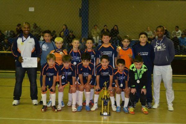 Equipes da Guairacá têm jogo de estreia pela 3ª Copa Verão de Futsal