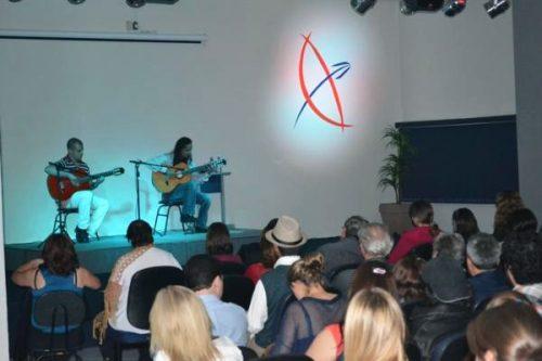 Violonista consagrado internacionalmente se apresenta na Guairacá