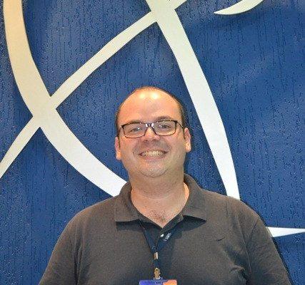 Professor Leandro Tafuri defende dissertação de mestrado