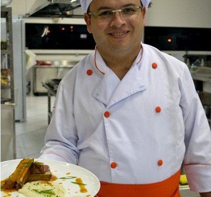 Receita de professor conquista segundo lugar em concurso gastronômico