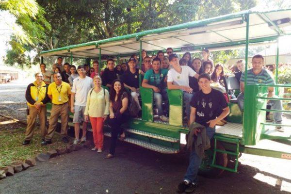 Ciências Biológicas faz viagem cultural para Foz do Iguaçu
