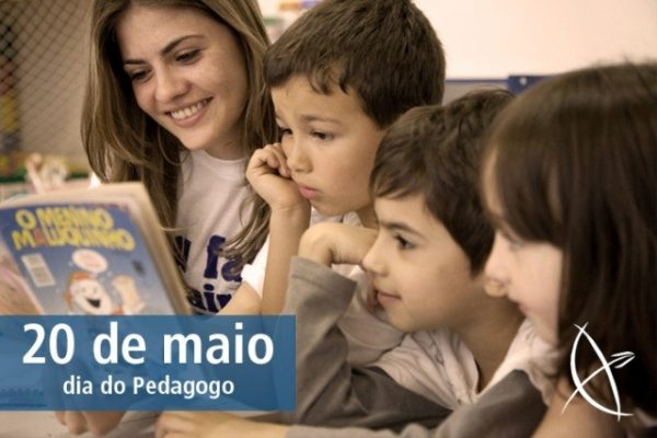 20 de maio, Dia do Pedagogo