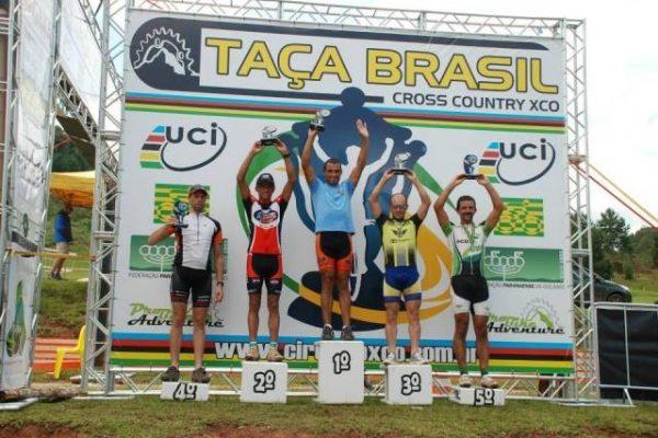 Marcos Cruz vence 1° etapa da Taça Brasil de Mountain Bike