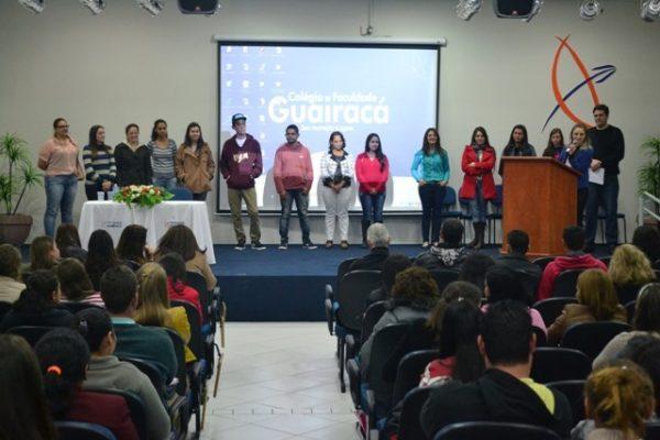 Faculdade Guairacá realiza I Encontro Institucional do PIBID