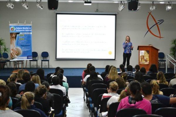 Guairacá oferece programação na Semana do Aleitamento Materno