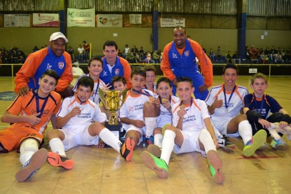 Guairacá disputa 1ª Copa de Prudentópolis nesse final de semana