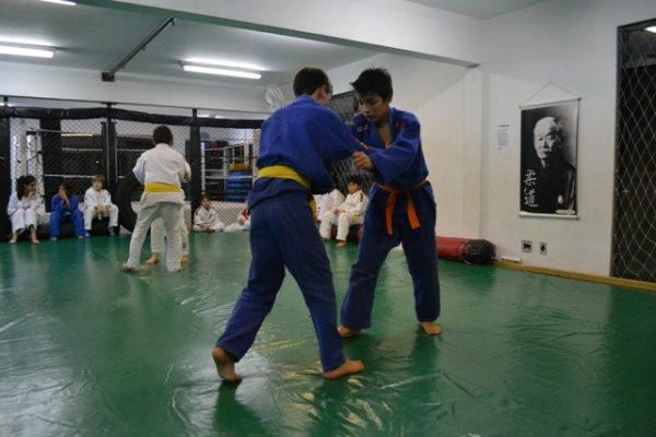 Judoca da Guairacá se prepara para Brasileiro sub 13
