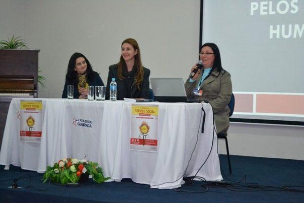 Continua a VI Jornada de Serviço Social na Faculdade Guairacá