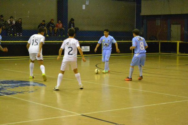 Escola de Futebol/Futsal Guairacá marca presença na Taça Paraná