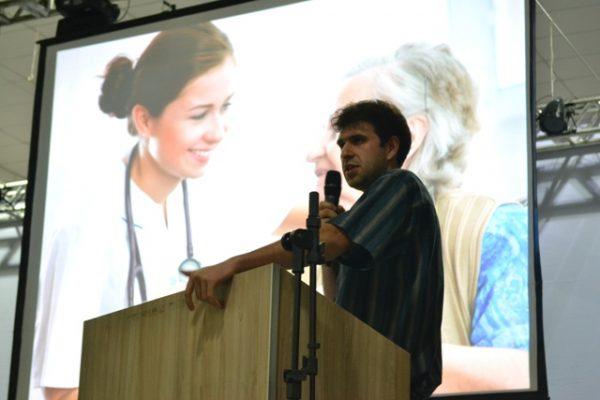 Ciclo de debates aborda a atenção à saúde do idoso na Semana Integrada