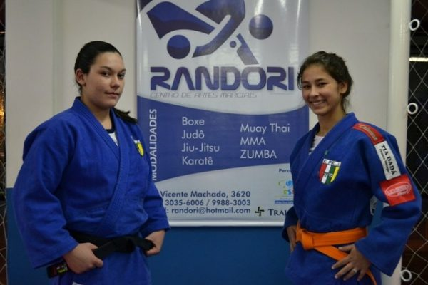 Judocas guarapuavanas se mantêm entre as melhores do Brasil