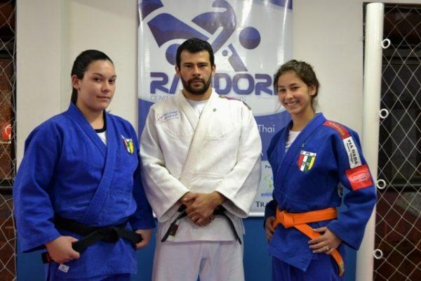 Judocas representam o município em Campeonato Brasileiro