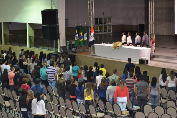 Começa a I Semana Integrada dos Cursos da Saúde na Guairacá