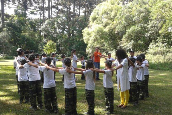 Projeto de educação ambiental da Guairacá trabalha com o tema 'poluição'