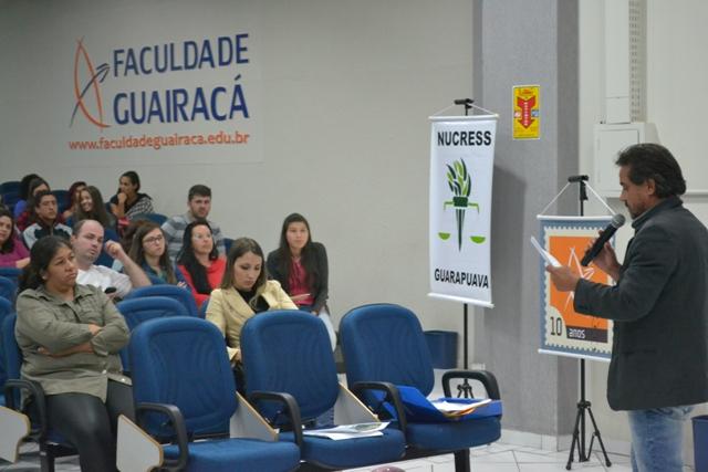 Faculdade Guairacá recebe 9ª Mostra Cinema e Direitos Humanos