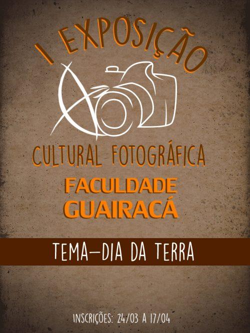 Faculdade Guairacá realiza I Exposição Cultural Fotográfica
