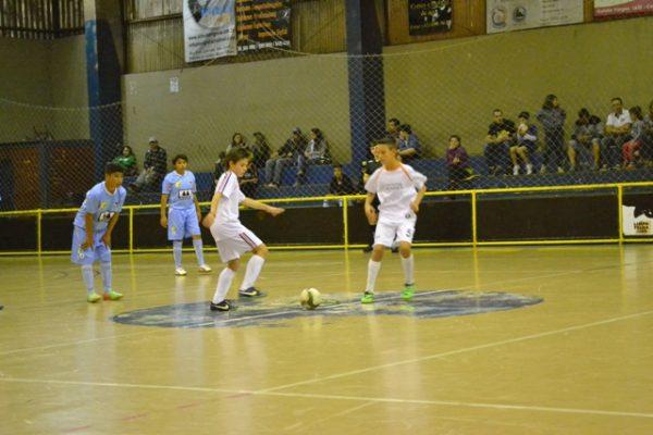 Escola de Futebol/Futsal Guairacá estreia com vitória no Campeonato Guarapuavano