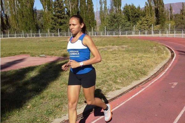 Tatiane Silva, atleta da Guairacá, participa dos jogos Pan-Americanos no Canadá
