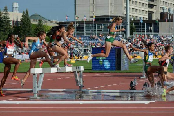 Atletismo: Tatiane Silva fica em 6º nos Jogos Pan-Americanos no Canadá