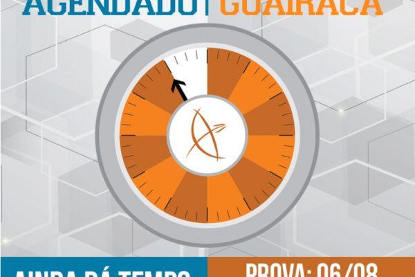 Faculdade Guairacá divulga nova data de vestibular