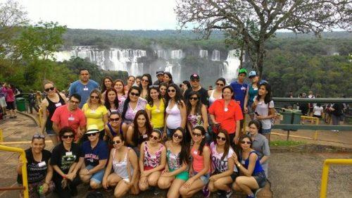 Pedagogia faz viagem cultural para Foz do Iguaçu