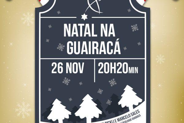 Coral da Guairacá fará apresentação de Natal nessa quinta-feira