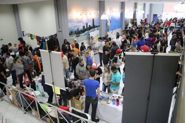 Mais de 4mil pessoas prestigiam GorpaCon na Faculdade Guairacá
