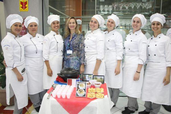 Colegiado de Tecnologia em Gastronomia promove 6ª edição do Festival da Cozinha Francesa