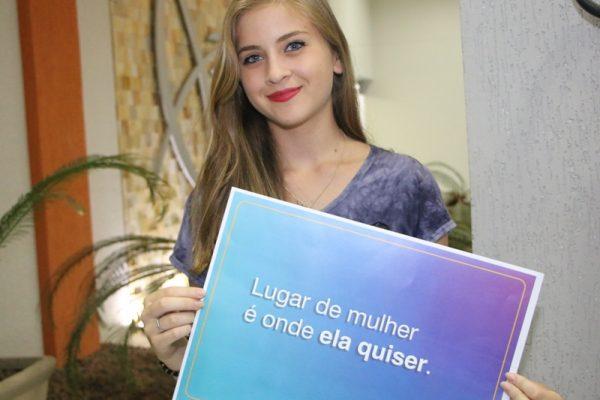 No Dia da Mulher, Guairacá promove campanha para reforçar a luta pela equidade de gênero