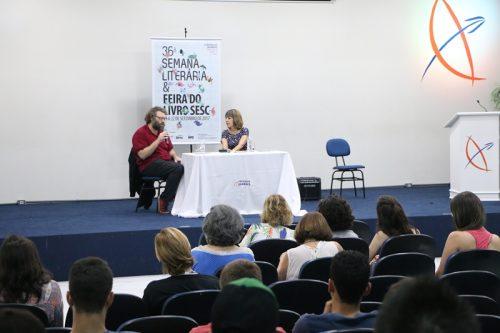 Faculdade Guairacá recebe programação da 36ª Semana Literária Sesc/PR