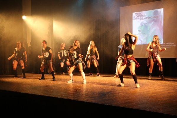 1ª Mostra de Dança dos Cursos de Educação Física tem participação de acadêmicos da Faculdade Guairacá