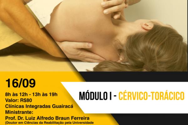 Faculdade Guairacá abre inscrições para curso de extensão em terapia manual