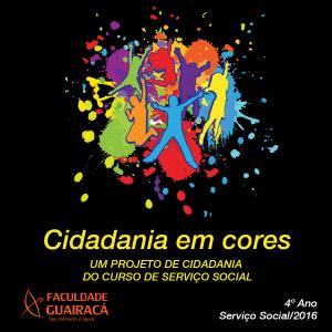 Cidadania em Cores: projeto de Serviço Social debate temas contemporâneos junto à comunidade
