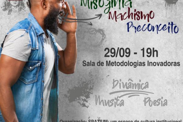 Colegiado de Psicologia da Guairacá promove debate sobre misoginia, machismo e preconceito
