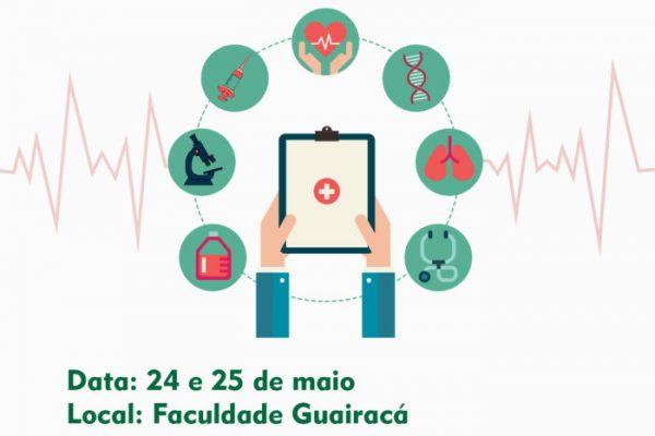 Simpósio de Enfermagem na Faculdade Guairacá debate inovação e interdisciplinaridade