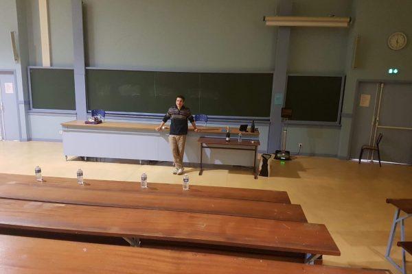 Egresso de Matemática da Guairacá, Pedro Lealdino Filho defende Tese de Doutorado na França