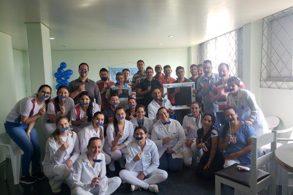 Novembro Azul: Guairacá realiza ações de promoção à saúde do homem no Instituto Virmond