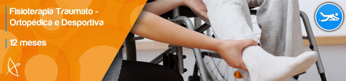Fisioterapia Traumato-Ortopédica e Desportiva