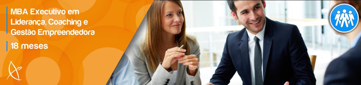 MBA Executivo em Liderança, Coaching e Gestão Empreendedora