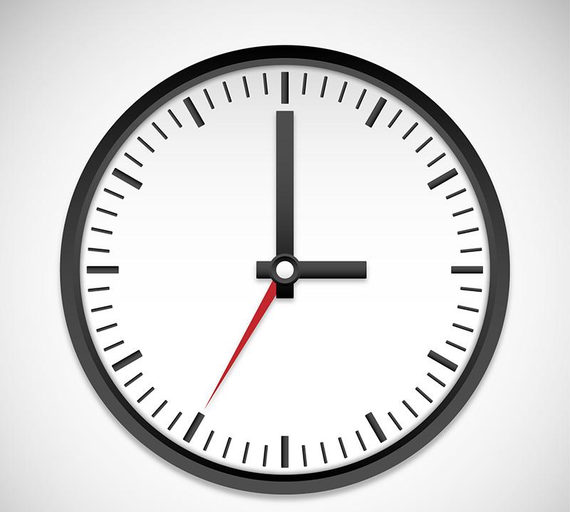 Horários e ensalamento – 1º semestre