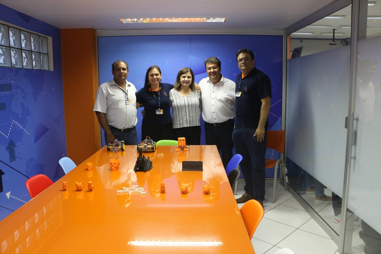Inaugurado o Centro de Empreendedorismo e Inovação da Faculdade Guairacá