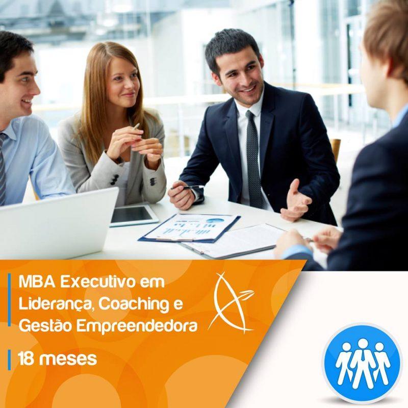 FGP oferta MBA Executivo em Liderança, Coaching e Gestão Empreendedora