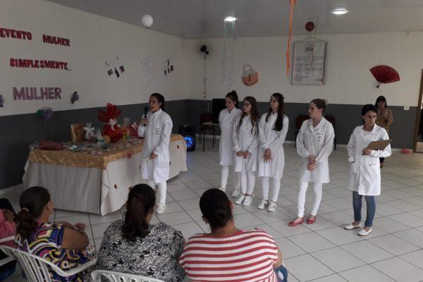 Faculdade Guairacá participa de ação de responsabilidade social