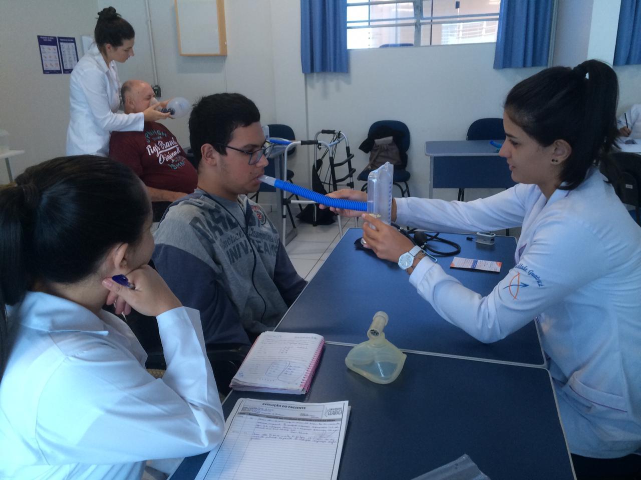 Faculdade Guairacá oferece tratamento para enfermidades cardíacas e pulmonares