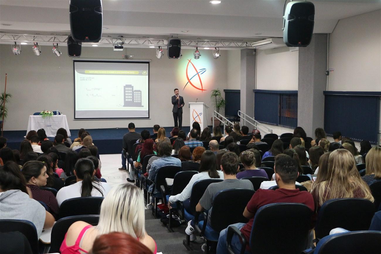 Ciências Biológicas da Faculdade Guairacá dá início ao Projeto Integrador
