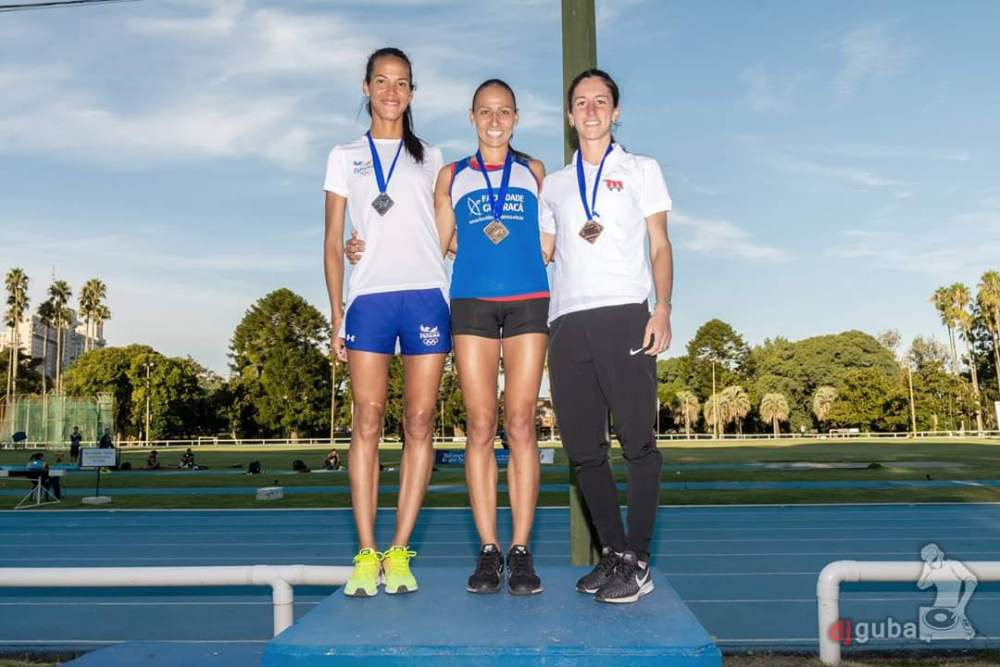 Atleta da Guairacá, Tatiane Silva alcança índice para os Jogos Pan-Americanos 2019