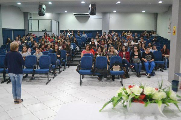 Colegiado de Pedagogia da Guairacá dá início ao Projeto Integrador do semestre